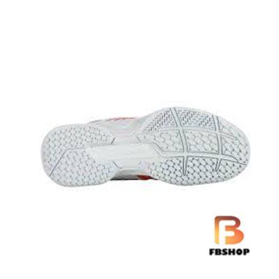 Giày tennis Babolat Pro Fury AC W White Pink