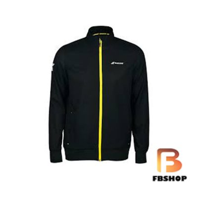 Áo Babolat Club Jacket Black
