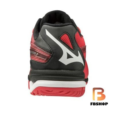 Giày tennis Mizuno Wave Exceed 3 Wide OC Red